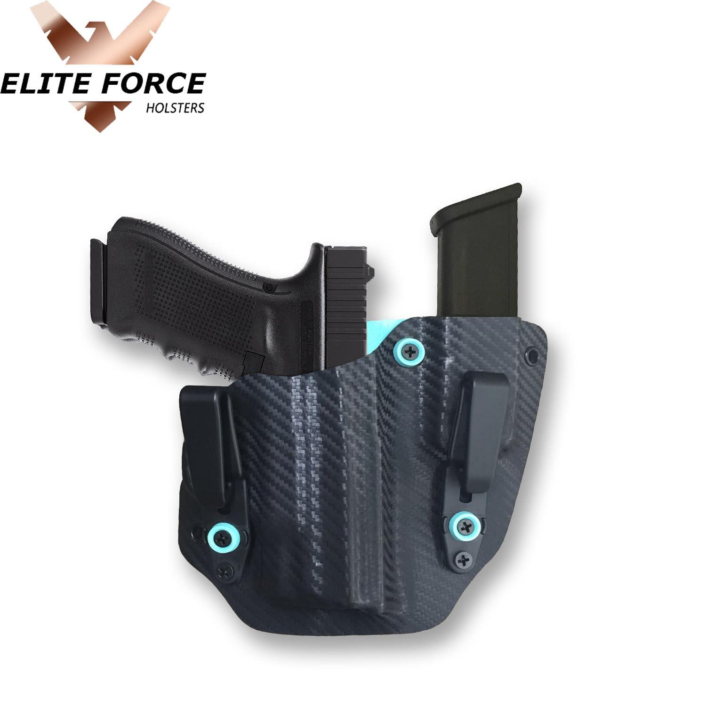 Custom Kydex IWB Holster Fits Glock 42 by Elite Force Holsters