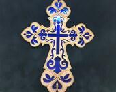 Wooden Cross, Laser Cut Cross, Wood Cross Home Decor, Christian Home Decor, Wooden Cross Ornament, Wood Christmas Cross Ornament, Cross