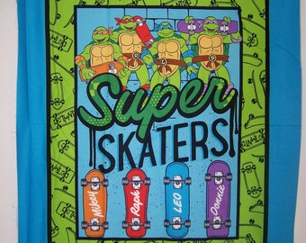 Teenage Mutant Ninja Turtles Super Skaters Panel