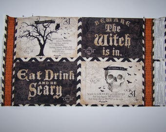 Something Wicked Collection-4 Placemats