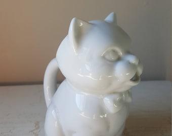 Miniature Cat Pitcher