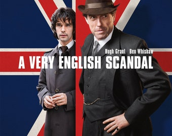 Poster of A Very English Scandal 2018