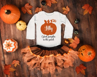 my 1st halloween personalised baby bodysuit 1st halloween babys first halloween romper holiday outfit 1st holiday girls outfit