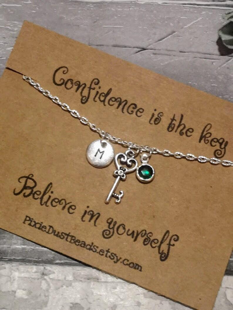 Key Key Charm key necklace gift Personalized Key Necklace Key Pendant key charm necklace Key Necklace charm necklace Key Jewelry