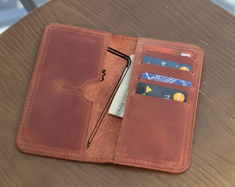 iPhone 7 Case, Leather Wallet Case, iPhone 7 leather case, iPhone 7 Leather Wallet Case, Flip Leather Cover Case, Leather wallet case