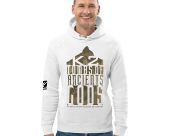ESTEMAR K2 | Unisex pullover hoodie