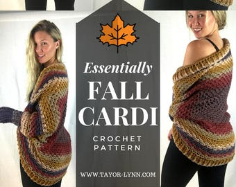 Essentially Fall Cardigan
