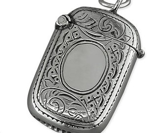Little Vesta Sterling Silver Gift