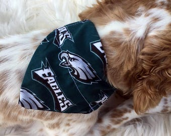 86fe3008a97 Philadelphia Eagles Dog Collar Bandana