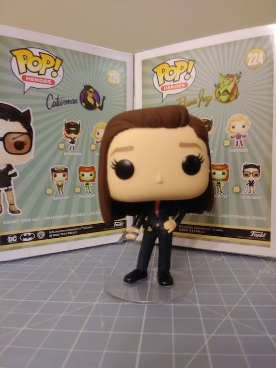 Custom Funko Pop Of Amy Santiago From Brooklyn 99 Etsy