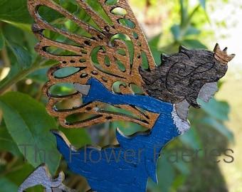 Flower Fairy - Beautiful Blue