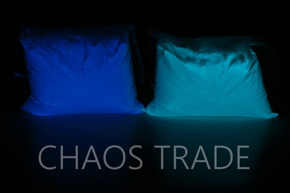 1kg sky-blue glow in the dark powder luminescent pigment 35,27oz