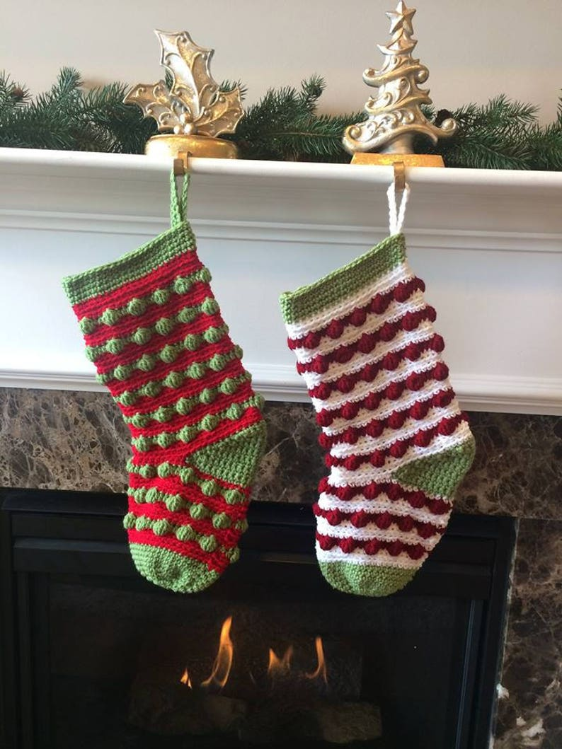The Holly Berry Stocking image 0