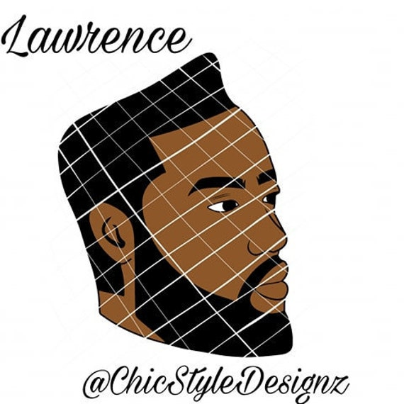 Astonishing Lawrence Black Man With Gumby Hairstyle Svg Black Male Svg Man Etsy Schematic Wiring Diagrams Phreekkolirunnerswayorg