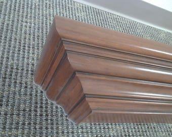 Lexington Alder Decorator Shelf