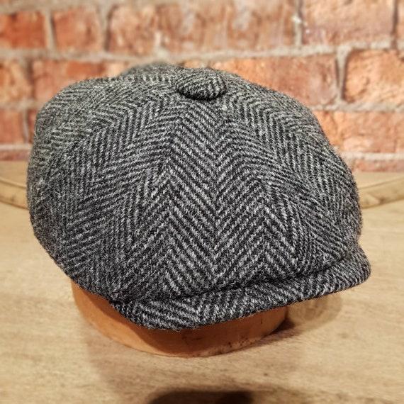 Mister Miller ALBERT Harris Tweed Wool Herringbone  77f0de3e0ca3