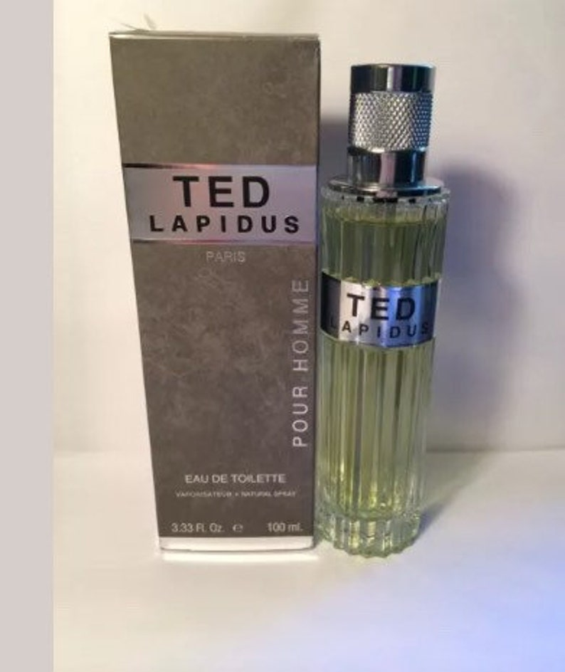 Ted Lapidus Pour Homme Cologne Eau De Toilette Spray For Men Etsy