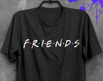 Friends Shirt Friends Tumblr Shirt Friends Tv Show Shirt Etsy