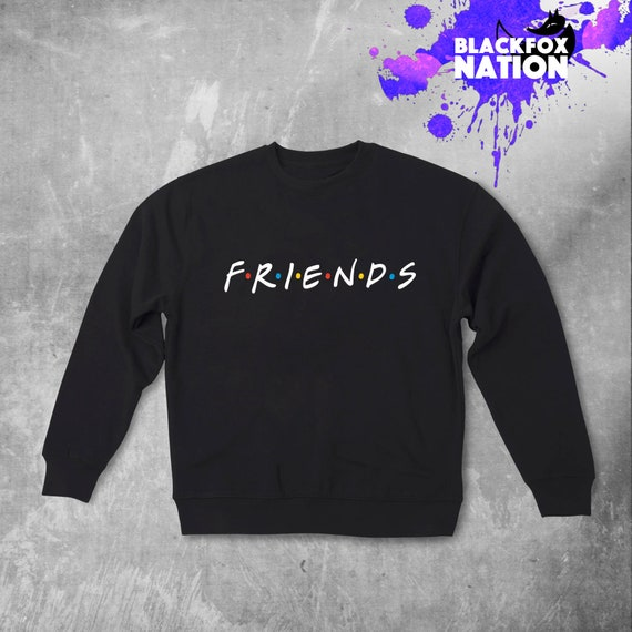 Friends TV Show Sweatshirt 90s Clothing Xmas Gift Friends TV  69bf29d98