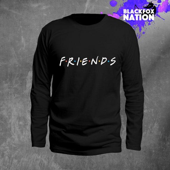 03e524df875 Long Sleeve Friends TV Show Long Sleeve Shirt Gift Idea Tee