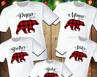 Family christmas shirts  b1e9560a9