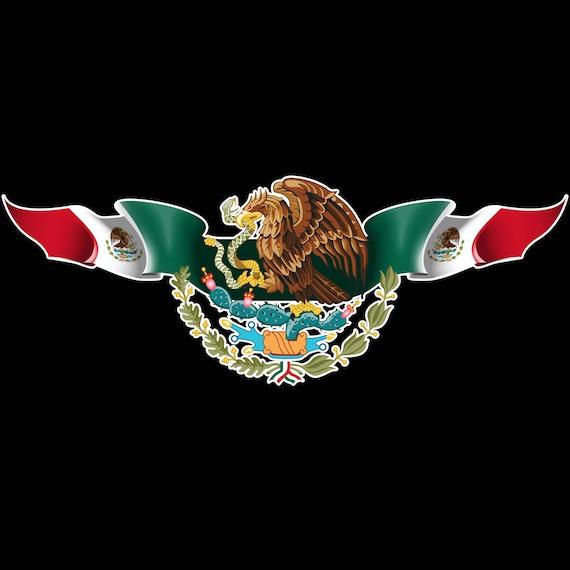 GRO letters Decal Car Window Laptop Map Vinyl Sticker Guerrero Mexico