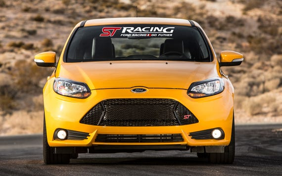 St Racing Ford Racing Sticker Decal Windshield Banner Turbo