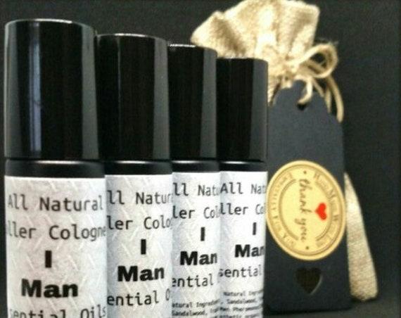Cologne Roller   Natural    Men Pheromones   Natural Cologne   Man Scent   Roller Bottle   Essential Oils   Men Cologne   Attracting Cologne