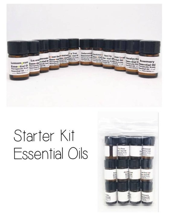 Essential Oils Gifts   Set   12 Pack   Quality   2 ML  Diffuser Oils   Sample Pack   Aromatherapy   Natural Fragrances   Therapeutic Oils