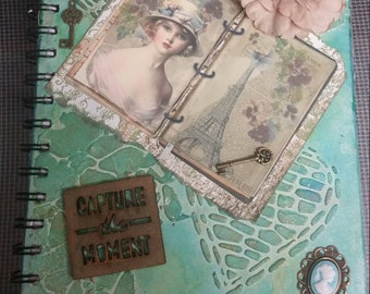 Altered Journal/Notebook