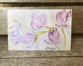 Art Cards from Original Watercolors