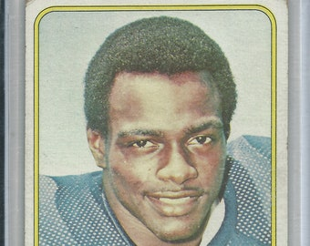 1976 Topps Walter Payton #148 Chicago Bears
