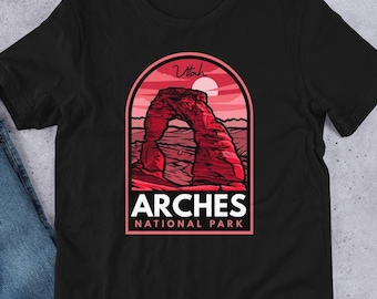 Arches National Park Delicate Arch T-Shirt