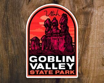 Goblin Valley State Park Sticker