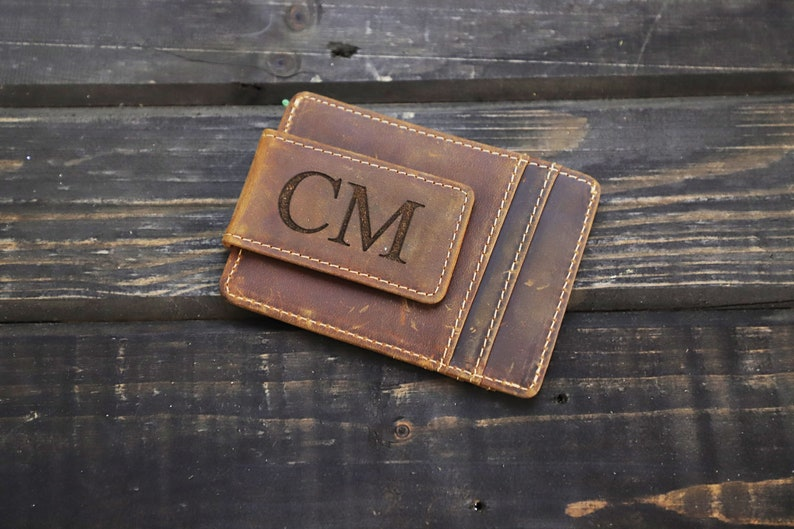 61bf794a7fb26 Personalized leather Wallet Personalized wallet personalized