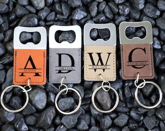 Engraved Key Chain, Custom Bottle Opener, Personalized Bottle Opener, Gift For Him, Gift for Her, Birthday Gift,