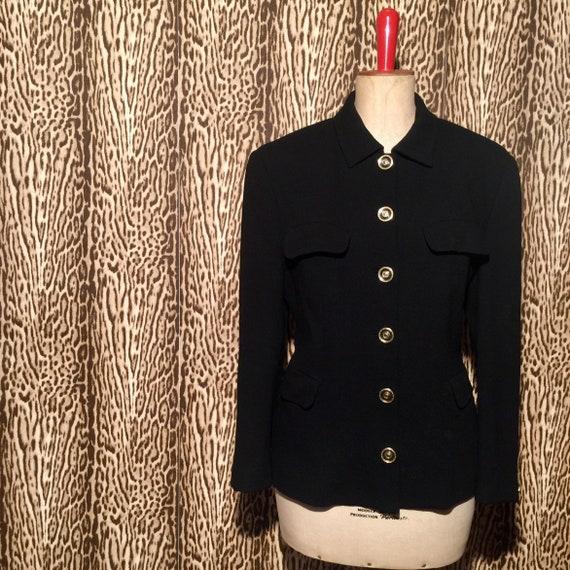 Iconic early 1990s Gianni Versace blazer
