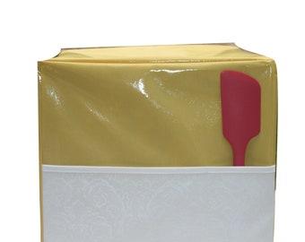 HOUSSE DE PROTECTION POUR THERMOMIX TM5-TM6//TM31 Sans Varoma Modèle Gros Pois