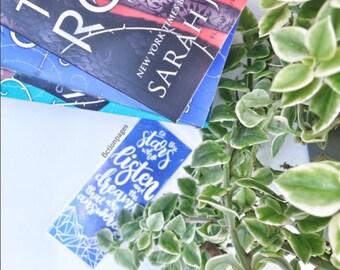 ACOMAF- Velaris: To the Stars Who Listen Bookmark