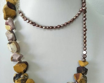 Moukite Necklace