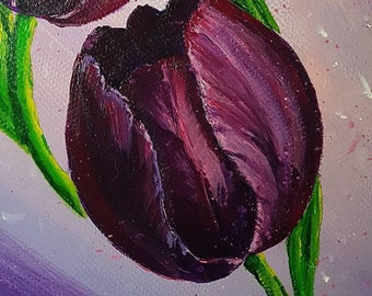 Original Acrylic Painting - Opium - SOLD!