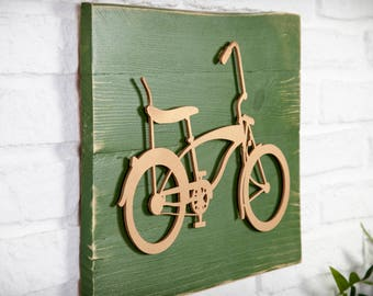 80 's Bicycle poster