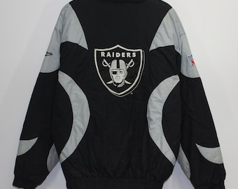 Wholesale Oakland raiders jacket | Etsy  free shipping