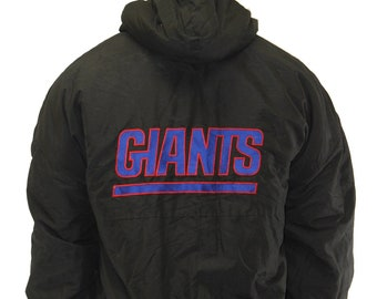 Vintage New York Giants Starter Insulated Jacket Size XL 765126d81