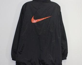 c29c01a5db047 Vintage Nike Light Jacket Size Medium