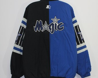 d60ca09606b Vintage Orlando Magic Starter Puffer Jacket Size Large