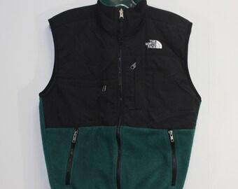ecbdd7ba96 Vintage The North Face Denali Vest Size XS