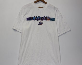 aae60ef8ad3 Vintage Utah Jazz Champion T-Shirt Size XXL