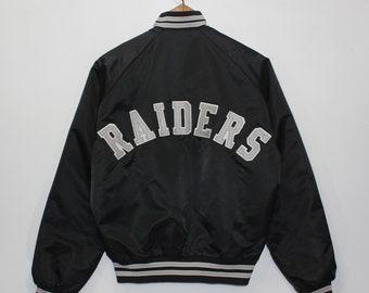 66e6d18f Raiders jacket coat | Etsy