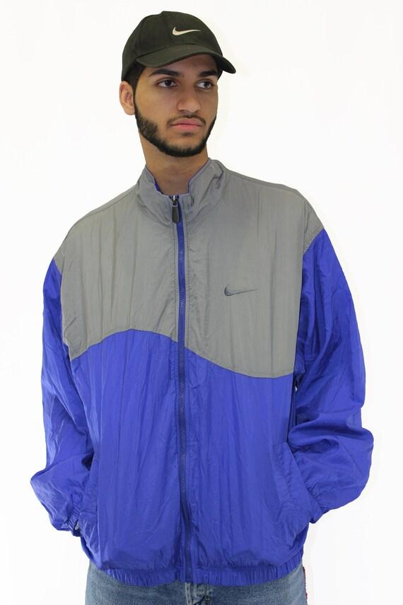 9203943864 Vintage Nike Windbreaker Jacket Size XL